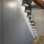 meuble dessous escalier